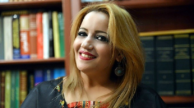 Publication : Les «Traits» de Khadija Arouhal