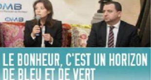 Fatma-Zahra Bensalah : Annonce la création de l'indice marocain du bonheur