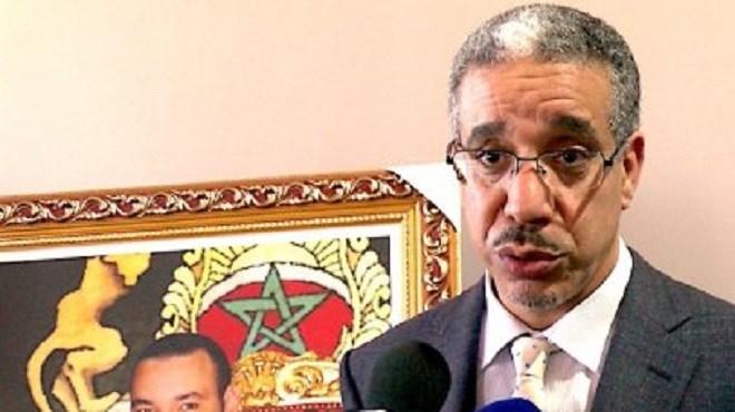 Aziz Rebbah : Ministre de l'Energie, des Mines et du Développement durable
