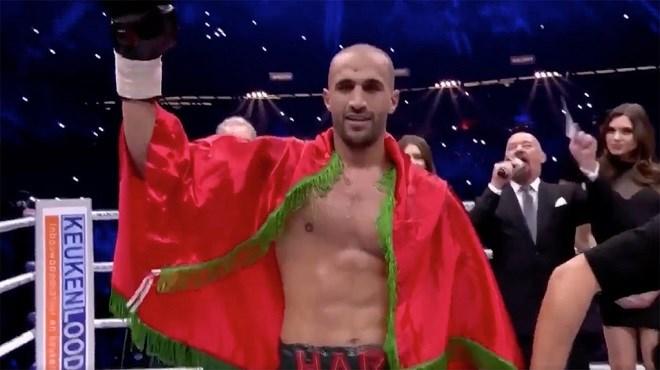 Victoire pour Badr Hari !