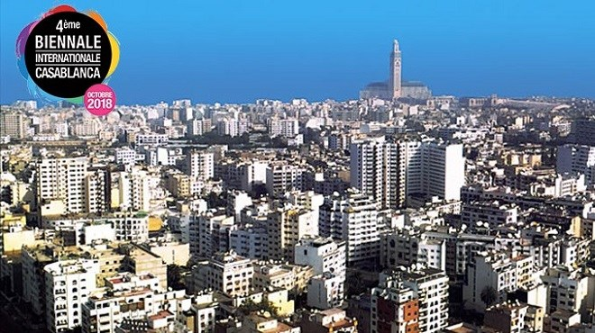 4ème Biennale : A Casablanca, l'automne 2018 sera différent