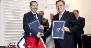 Forum économique Maroc-Chine : Création du Conseil d'affaires de la route de la soie