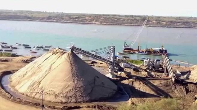 Dragage des fonds marins : Moins de sable, moins de poisson. Qu'a fait l'Etat ?