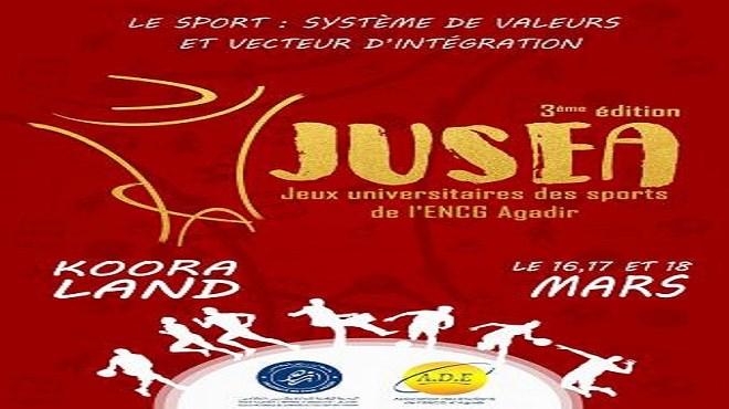 Jeux universitaires : Le grand rendez-vous d'Agadir