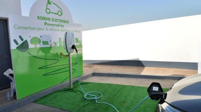 Véhicules électriques : Installation des premières bornes pour la recharge