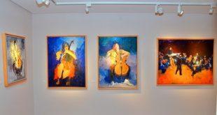 Exposition : «Les musiciens de Dibaji» à Rabat