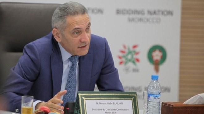 Maroc 2026 : Visite d'une délégation de la FIFA au Maroc