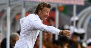 Football : Renard dévoile la liste des vedettes des matches amicaux