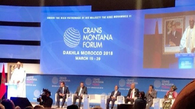 Forum Crans Montana à Dakhla : Réflexion sur l'Afrique et la coopération Sud-Sud