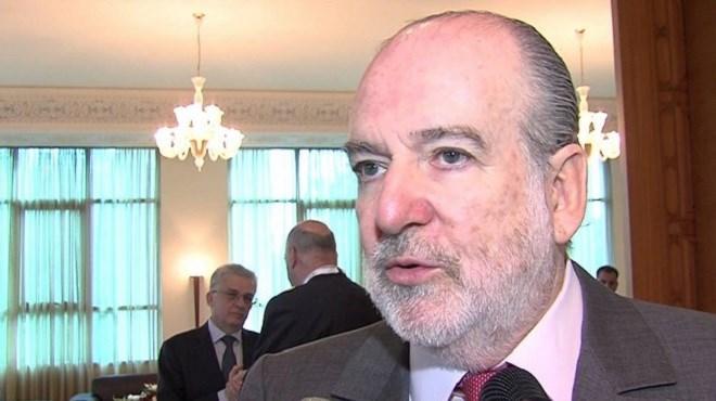 Jean-Paul Carteron : Président de Crans-Montana