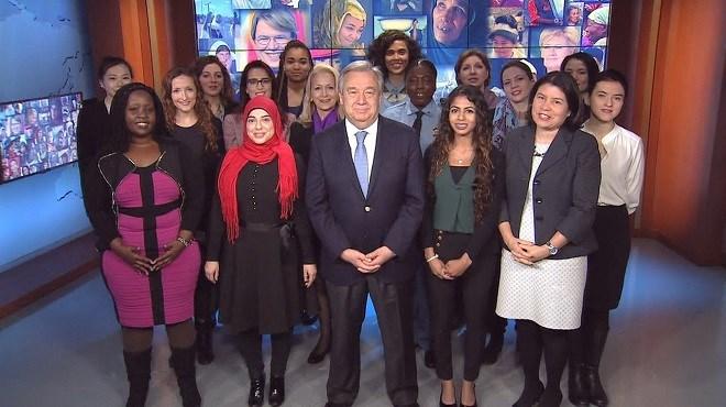 Journée internationale de la femme : L'appel du SG de l'ONU