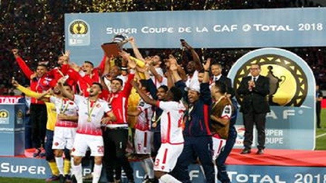 Football : Le WAC haut sur le podium
