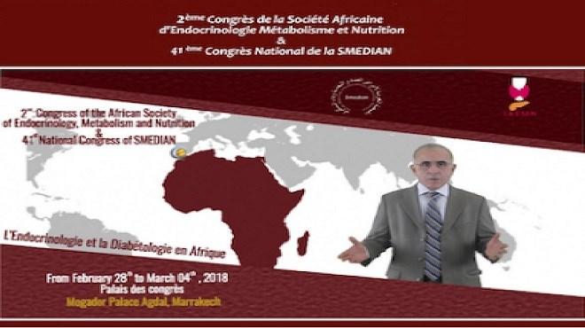 Maroc-Rencontre : Endocrinologie et diabétologie en Afrique