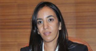 Mbarka Bouaida : Secrétaire d'Etat chargée de la Pêche maritime