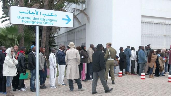 Migration-CNR : Assouplissement des critères de régularisation