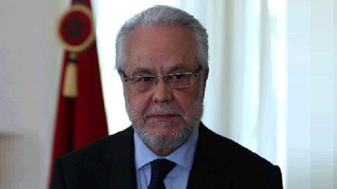 Mohamed El Hajjoui : Secrétaire général du gouvernement