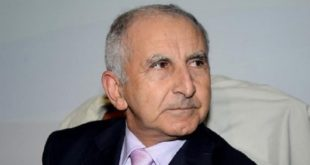 Mohamed Tajeddine Housseini, professeur des relations internationales