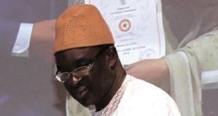 Moustapha Cissé-Lo : Président du Parlement de la CEDEAO