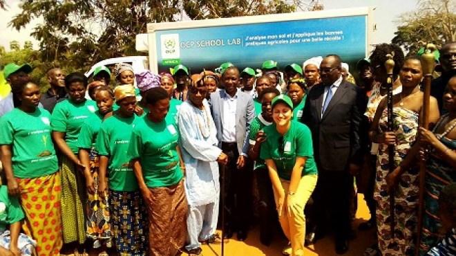 OCP School Lab : Une nouvelle école au Burkina Faso
