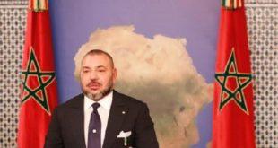 ZLECA : SM le Roi Mohammed VI adresse un discours au Sommet de l'UA