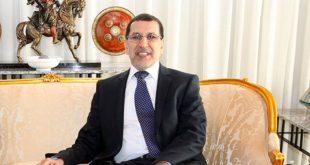 Saâd-Eddine El Othmani : Chef de gouvernement