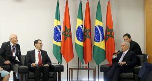 Brésil : Michel Temer reçoit Saâd-Eddine El Othmani