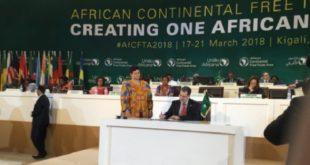 Le Maroc signe l'accord de libre-échange africain