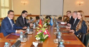 Sahara : Nasser Bourita rencontre Horst Kohler à Lisbonne