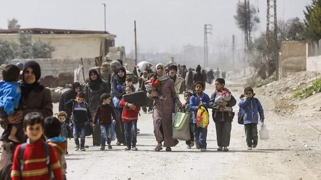 Syrie : Ghouta, la fuite finale
