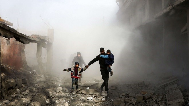 Syrie : Carnage à la Ghouta