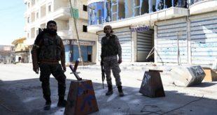 Syrie : La lente progression turque