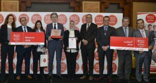 Vivo Energy Maroc : Meilleur Employeur 2018