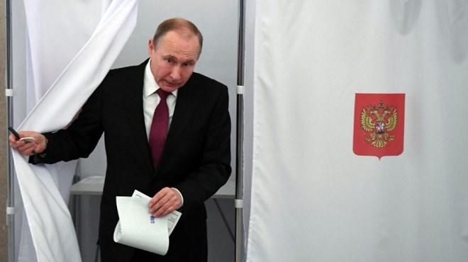 Vladimir Poutine réélu pour un 4e mandat
