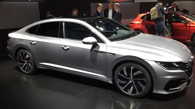 Volkswagen : L'Arteon fait son entrée au Maroc