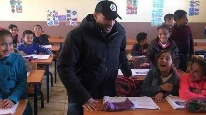Kénitra : Badr Hari inaugure une école