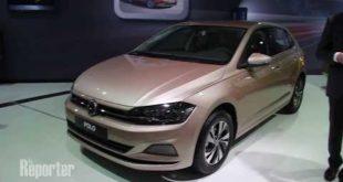 Auto Expo : Volkswagen dévoile sa nouvelle Polo