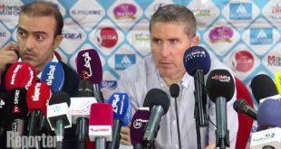Derby Raja-Wydad : Juan Carlos Garrido fait le bilan du match