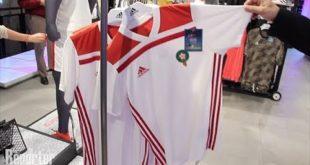 Mondial 2018 : Le maillot des Lions de l'Atlas présenté par Aziz Bouderbala !