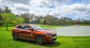 BMW : Transporteur officiel du Trophée Hassan II de Golf