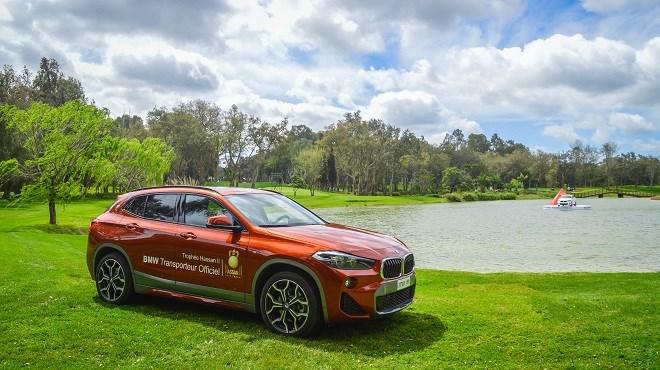 BMW : Transporteur officiel du Trophée Hassan II de Golf