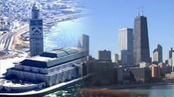 De Casablanca à Chicago : 35 ans de jumelage !