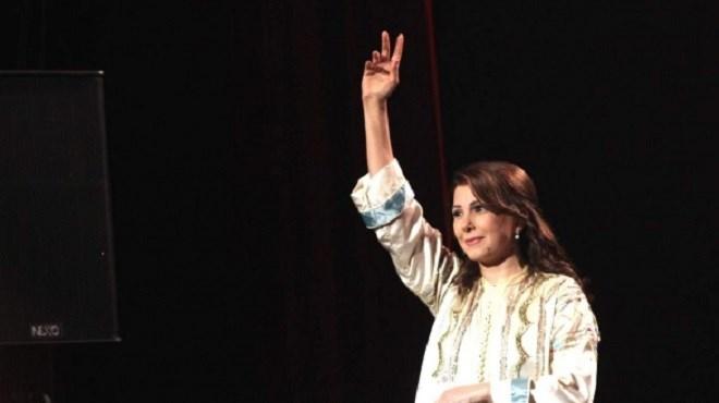 Concert : Majda El Roumi, le 28 juin au Théâtre Mohammed V