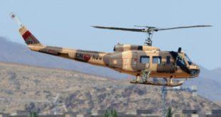 FAR : Un hélicoptère s'abîme au sud d'Errachidia