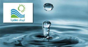 Lydec : Engagée à l'économie de l'eau