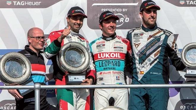 FIA WTCR Race of Morocco 2018 : Mehdi Bennani en 2e position