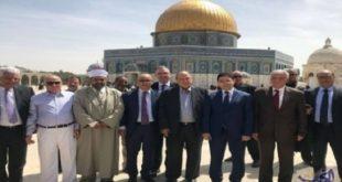 Maroc-Palestine : Mahmoud Abbas reçoit Nasser Bourita
