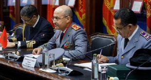 Maroc-USA : Abdelfattah Louarak reçu au Pentagone