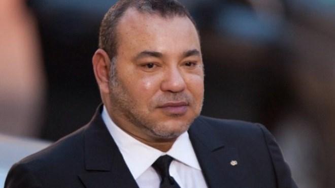 Arrivée du Roi Mohammed VI à Brazzaville