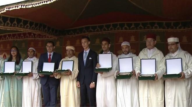 Meknès : Le Prince Héritier Moulay El Hassan préside l'ouverture de la 13e édition du SIAM