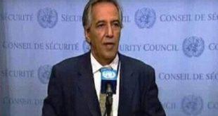 Le représentant du Front Polisario auprès de l'ONU, Ahmed Boukhari, est mort ce mardi.
